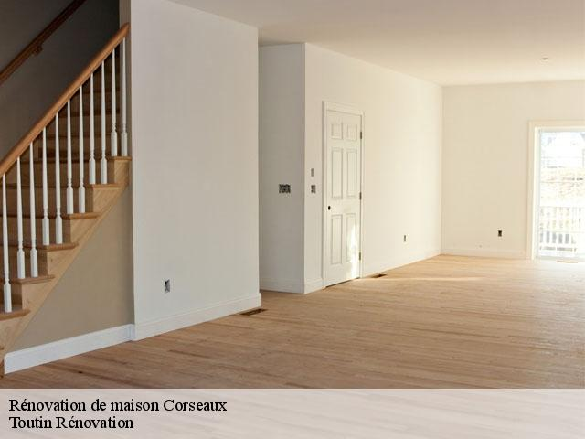 Rénovation de maison